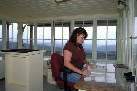 PICKETT BUTTE LOOKOUT