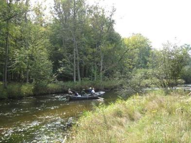 Pere Marquette National Scenic River Watercraft Permits (Huron Manistee)