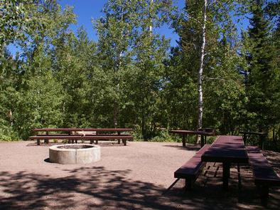 PORCUPINE SPRINGS LOOPLarge campsite