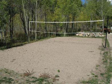 EIGHT MILE GUARD STATIONVolleyball