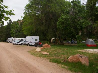 Preview photo of Adelaide Campground