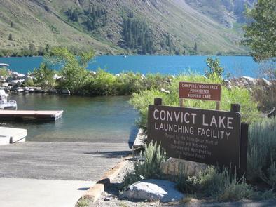 CONVICT LAKE CAMPGROUND