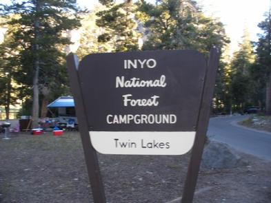 TWIN LAKES CAMPGROUND
