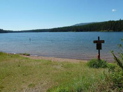 LAKE ALVA CAMPGROUND