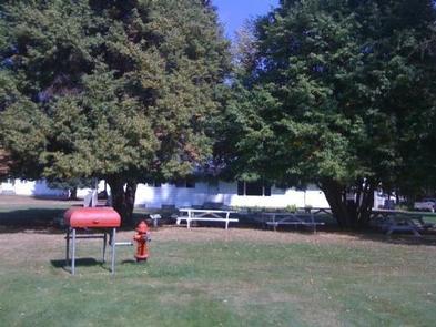 Savenac CookhouseSavenac Cookhouse picnic area