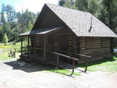 Preview photo of Fernow Cabin