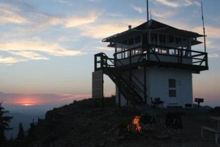 Preview photo of Little Guard Lookout