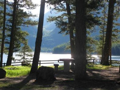 Preview photo of Holland Lake Campground