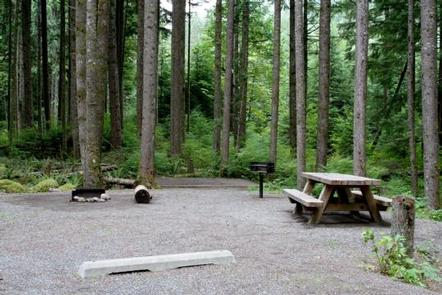 Preview photo of Middle Fork Campground