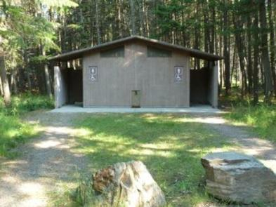 Preview photo of Big Creek Campground (Flathead National Forest, MT)