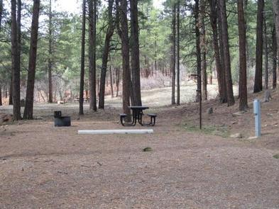JUNCTION CREEK CAMPGROUND