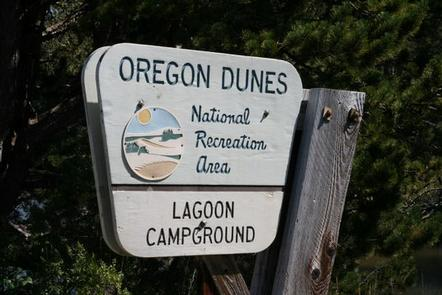 LAGOON CAMPGROUND