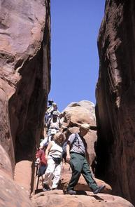 FIERY FURNACE LOOP TOUR - ARCHES