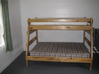 Apache Maid Cabin