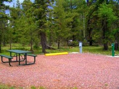 APACHE TROUT CAMPGROUND