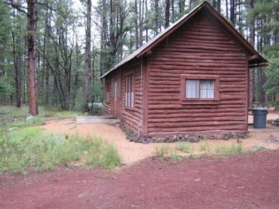 Preview photo of Apache Maid Cabin