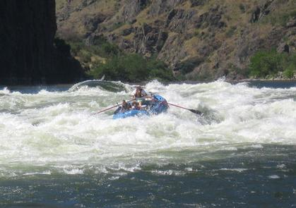 HELLS CANYON - SNAKE RIVER (4 Rivers)