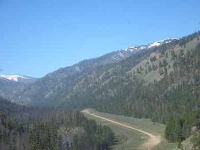 Indian Creek Airstrip