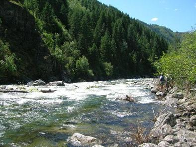 SELWAY RIVER (4 Rivers)