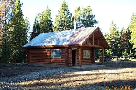 Preview photo of Crandall Creek Cabin