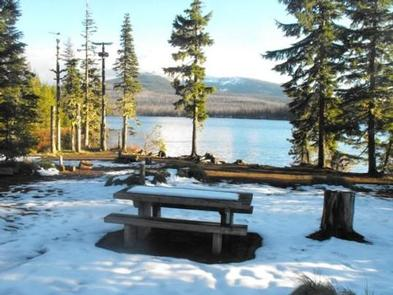 BIG LAKE WEST CAMPGROUND