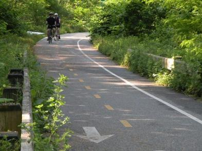CAMP GATEWAY - STATEN ISLAND- THINGS TO DOBike path connecting from NYC Parks to Gateway National Recreation Area, Fort Wadsworth, near campground.