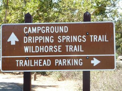 Preview photo of Dripping Springs Campground (CA)