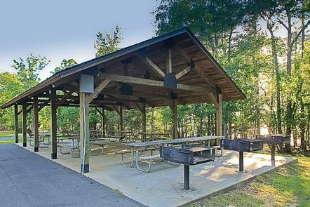 Preview photo of King'S Mountain Point Picnic Pavilion (NC)