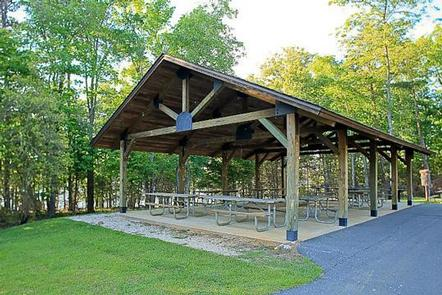 KINGS MOUNTAIN POINT PICNIC PAVILION (NC)