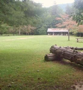 Preview photo of Pink Beds Picnic Shelter