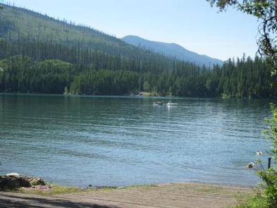LOST JOHNNY POINT CAMPGROUND