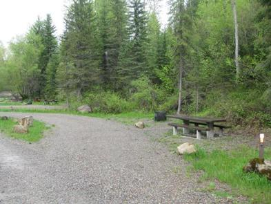 Preview photo of Doris Creek Campground