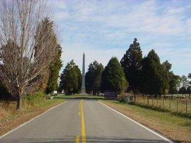 George Washington Birthplace National Monument Picnic Pavilion