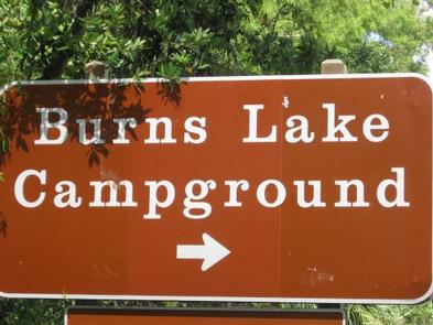 Burns Lake Campground