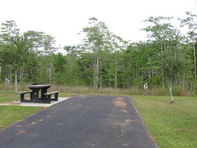 Ochopee Florida Map.Midway Campground Fl Recreation Gov