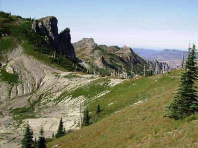 Mount Margaret Backcountry 1Mountain scene