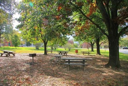 Fort Dupont Park Picnic AreasFirst come first served picnic area