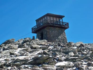 Preview photo of Squaw Mountain Fire Lookout