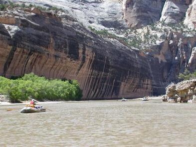 Preview photo of Dinosaur Green And Yampa River Permits