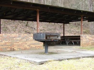 PHILLIPS CREEK GROUP PICNIC AREAAvailable Grills
