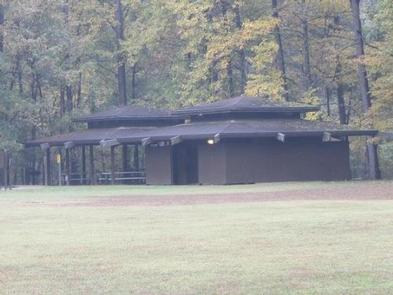 BLANCHARD SPRINGS RECREATION AREA 4PAVILION