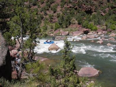 Dinosaur Green and Yampa River Permits