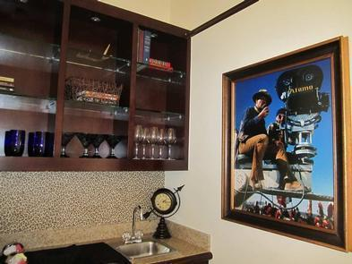 The Duke Suite Suites, such as the Duke Suite, take their inspiration from icons who have visited the hotel and the world-famous Alamo.