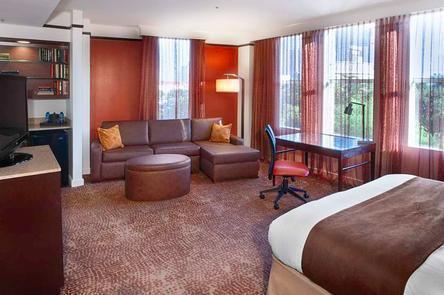 Comfortable and Elegant AccommodationsGuestrooms combine the historic style of The Emily Morgan with the comfort and luxury that today's guests expect.