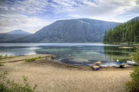 Preview photo of Walupt Lake Campground