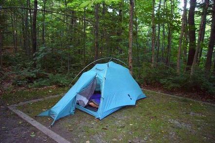 Chittenden Brook Campground