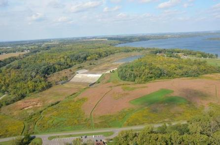 Preview photo of Cj Brown Dam And Reservoir - Dam Site (OH)