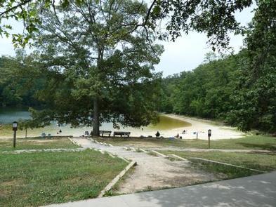 Chilhowee Campground