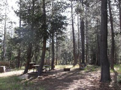 Preview photo of Wrights Lake Equestrian Campground