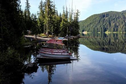 Wahtum Lake Campground, Cascade Locks, Oregon   REI Camping Project